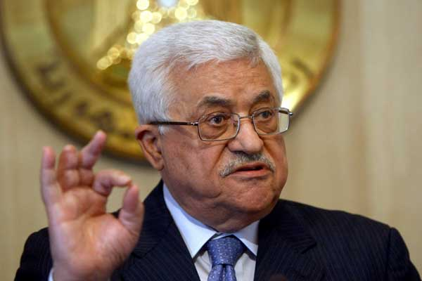 Mahmoud Abbas says new government within weeks