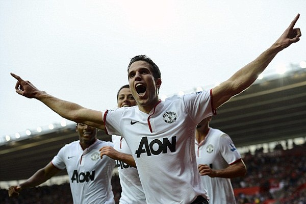 Manchester United crowned champions