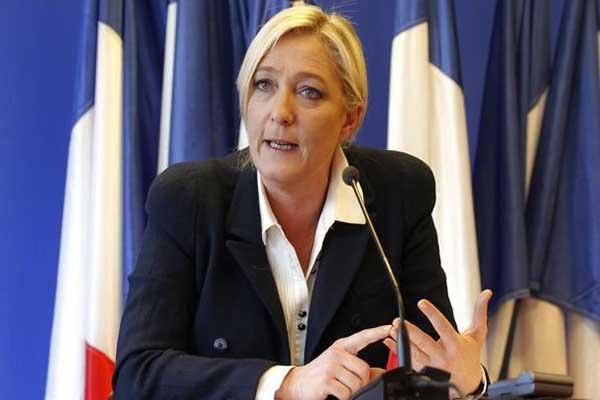 Marine Le Pen loses immunity