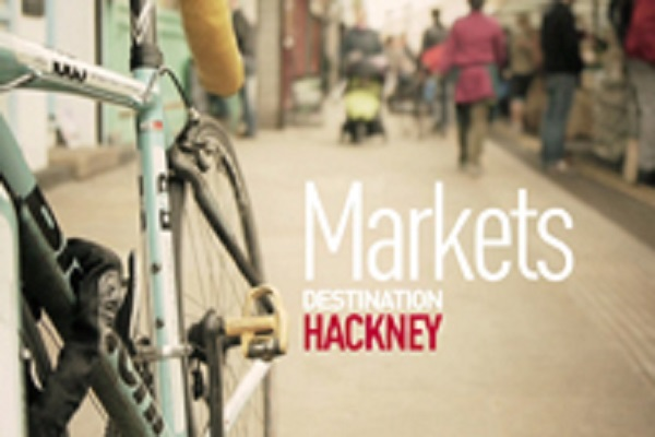WE LOVE HACKNEY MARKETS