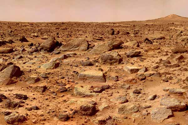 NASA Mars rover finds no sign of methane