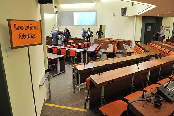 Neo-Nazi terror trial postponed