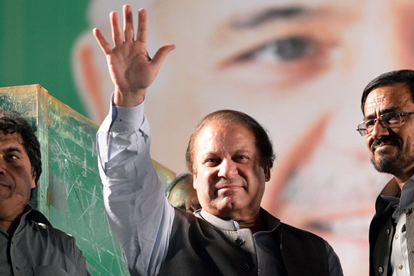 Nawaz Sharif poised to return as Pakistan PM