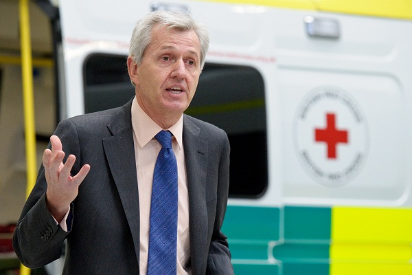 'Unusually high level of serious accidents' says MP Nick de Bois