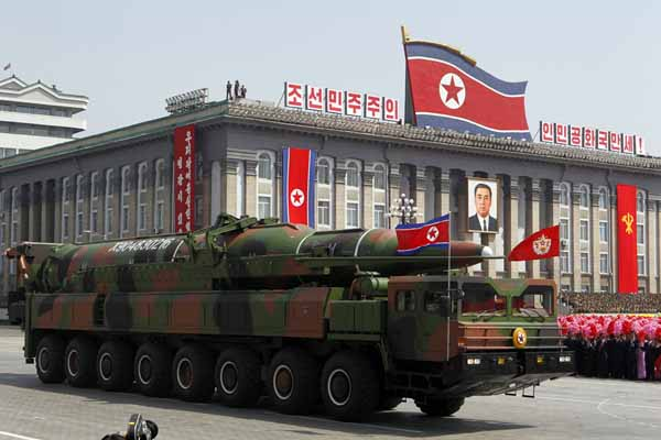 North Korea may have 200 mobile missile launchers-reports