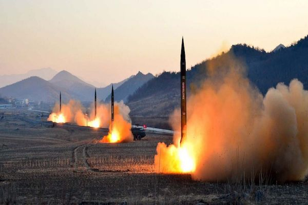 North Korea announced successful missile test