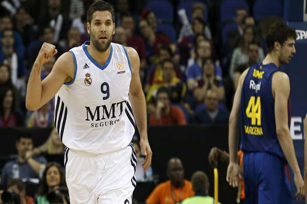 Olympiacos, Real Madrid book tickets to Euroleague final