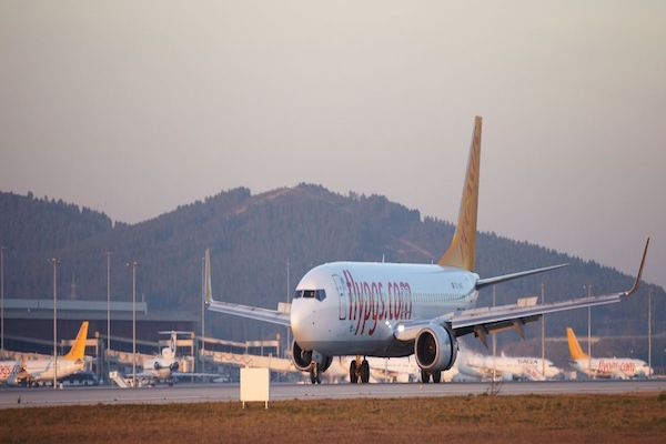 Pegasus Airlines inaugural flight to Abu Dhabi takes off today