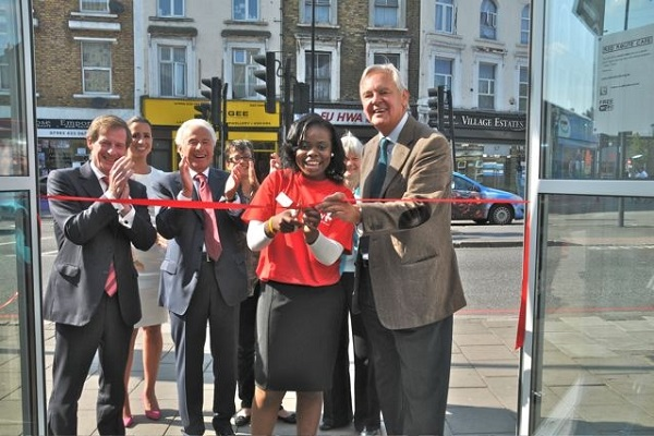 CSV Springboard Red Route Café open for business in Hackney