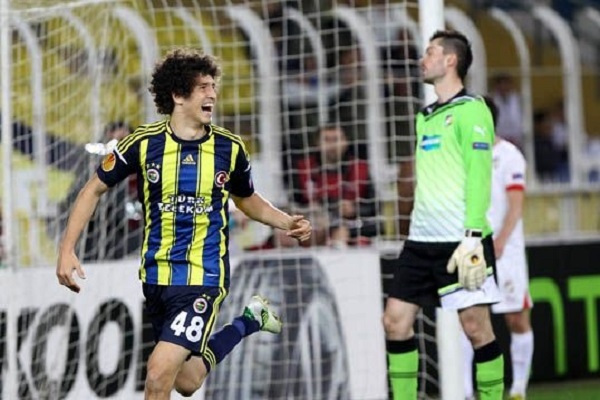 Fenerbahce's Salih Uçan is in the UEFA Europa League's Rising Stars List