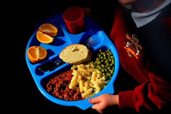 Assembly comment on free school meals announcement