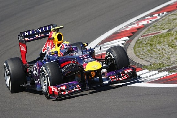 Sebastian Vettel wins German GP