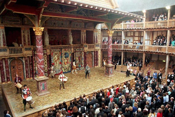 Shakespeare's Globe and The Space