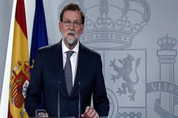 Latest, Spanish PM demands Catalans clarify independence plans