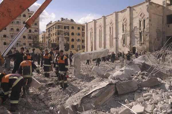Syria peace talks face delay