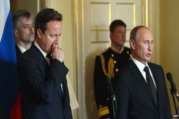 Syria crisis set to dominate G8 summit