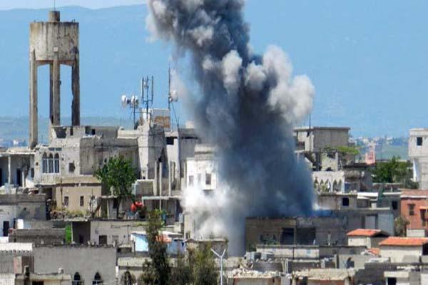 Syria has dismissed US and British claims