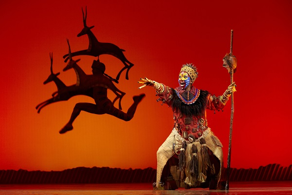DISNEY'S 'THE LION KING' ENTERS ITS 15th YEAR IN LONDON