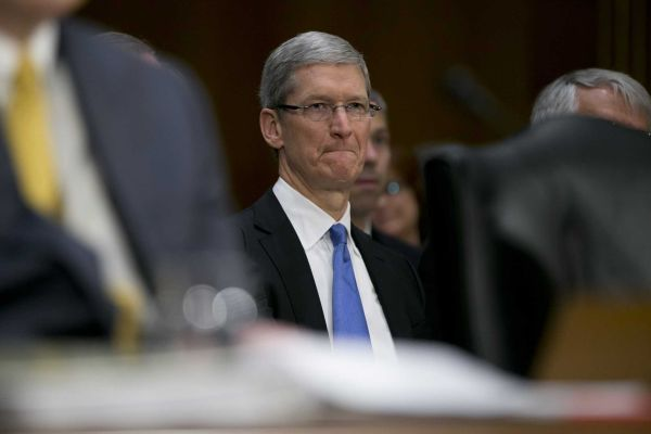 Apple CEO Tim Cook faces US Senate questions on taxes