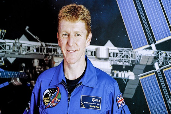 First British astronaut to visit the International Space Station