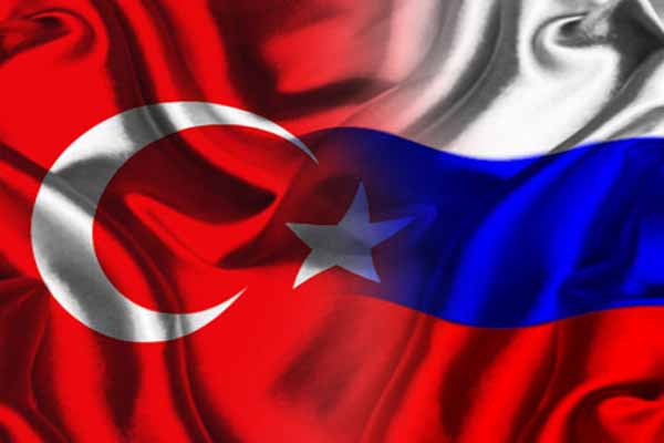 Turkey and Russia may use each other's local currencies