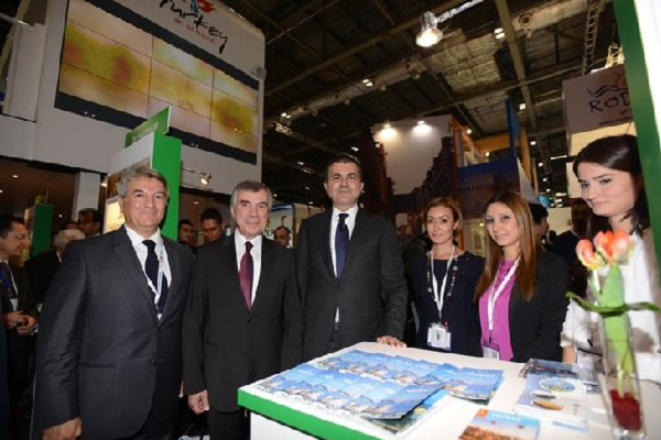 World Travel Market 2013 Turkish Culture and Tourism