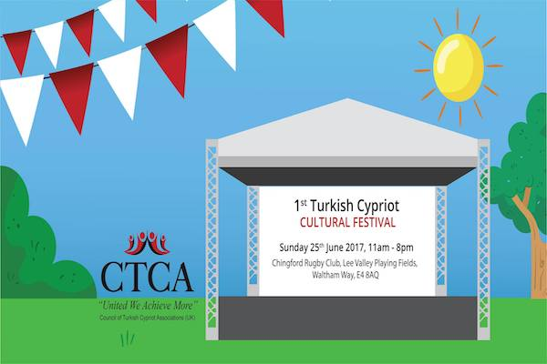 Turkish Cypriot migrants in the UK celebrating 100 years with Cultural Festival