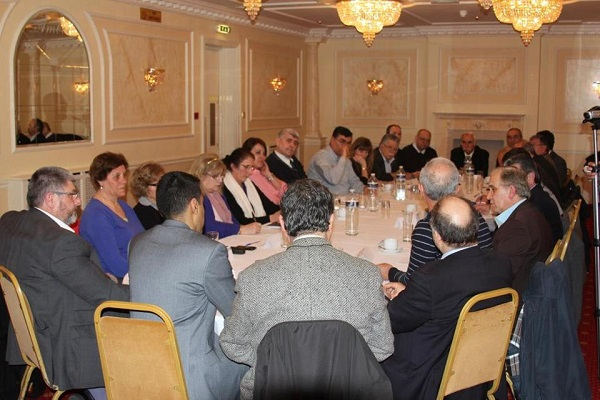 Turkish Cypriot NGO leaders agree on core issues