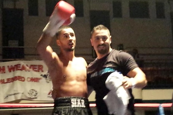 Shiya Ozgul made his maiden pro outing