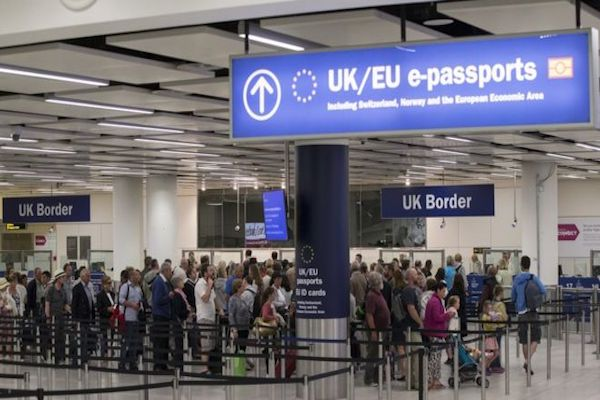UK EU freedom of movement will end in March 2019