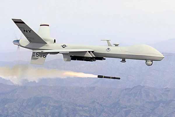 Drone strike kills three in Pakistan
