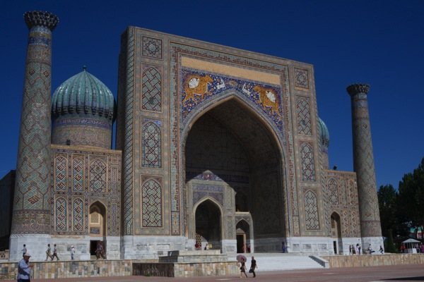 Crystal Tour will take to Uzbekistan and old history include Samarkand and Tashkent