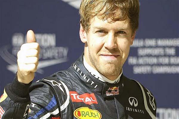Vettel on course to rewrite F1 record books