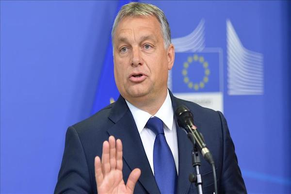Latest, Hungary declares political fight over EU ruling
