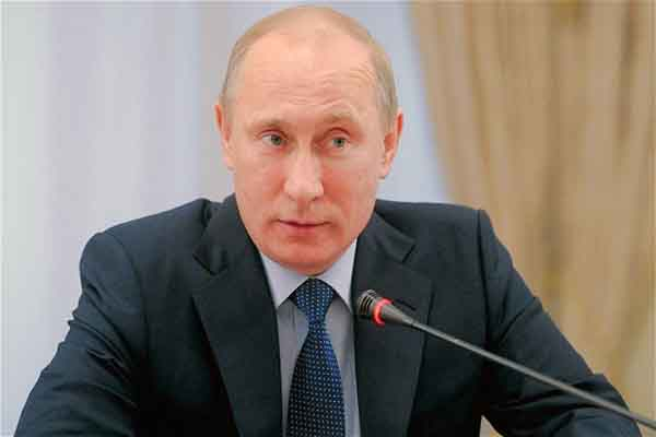 Putin says Syria 'very actively' cooperating on disarmament