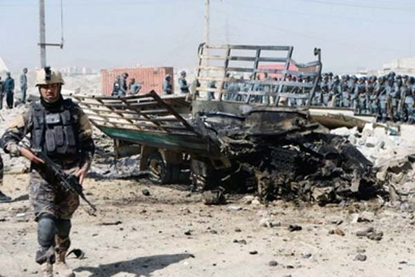 Bomb kills 17 civilians in Afghanistan