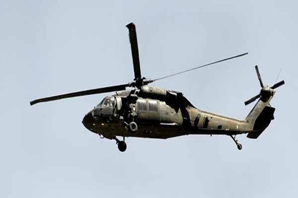 Two US troops killed in Afghan chopper crash