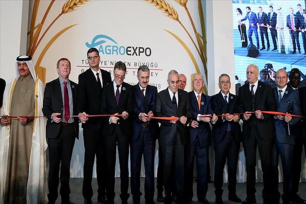 Largest agriculture fair opens in Turkey