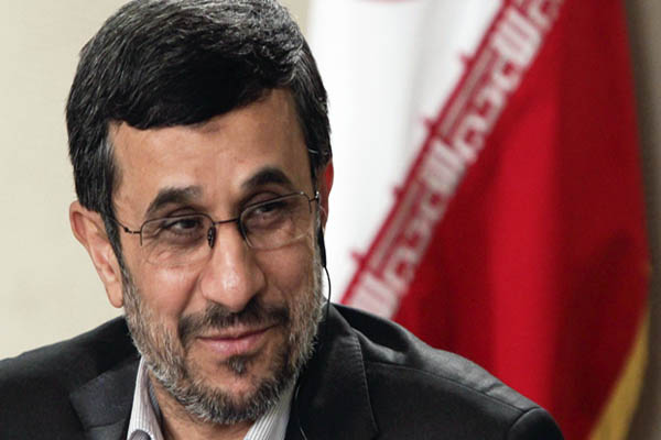 Iran denies Ahmadinejad detained