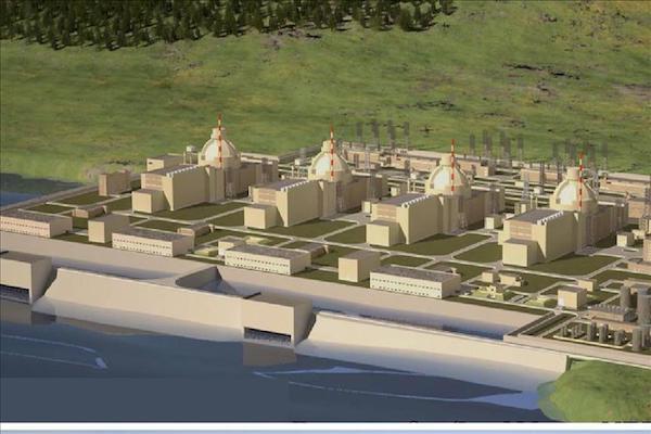 Turkey Akkuyu nuke plant's construction to start in 6 months