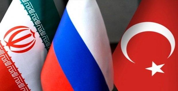 Turkey, Iran, Russia are going to discuss Syria in Ankara