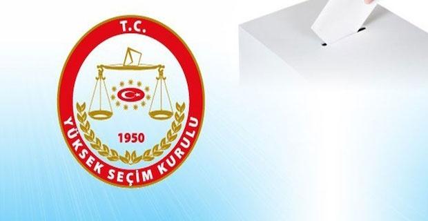 Turkey electoral board, 11 parties to run in June polls