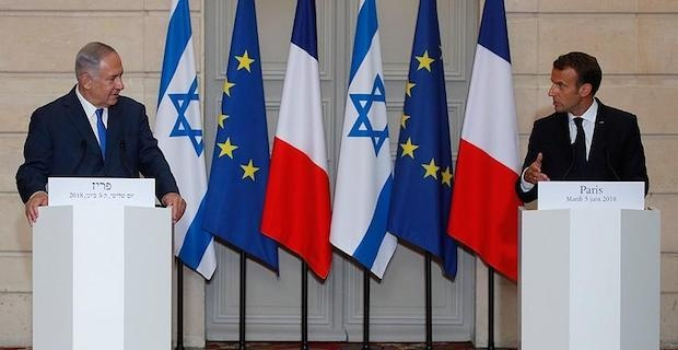 France backs Iran nuclear deal during Israeli PM visit