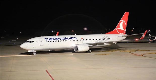 Turkish Airlines launches Bodrum - London direct flights