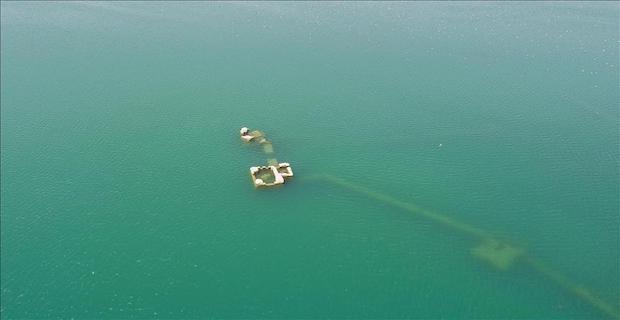 Underwater ancient city in Turkey sparks interest