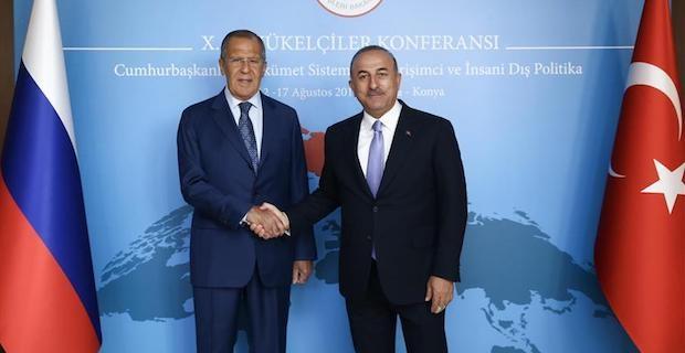 US sanctions hurting its own reputation: Turkish FM