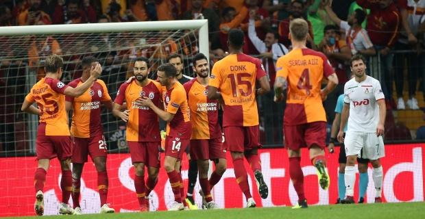 Champions League: Galatasaray beat Lokomotiv Moscow