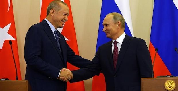 Turkey, Russia agree on 'weapons-free zone' in Idlib