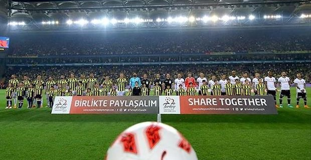 Football: Fenerbahce, Besiktas set for derby showdown