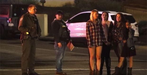Gunman kills 12 in California country bar